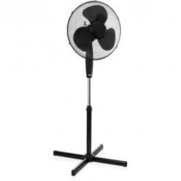 Ventilador Tristar VE5894 De Pie, 40Cm. Negro, 3 Velocid. Oscilante, 45W.