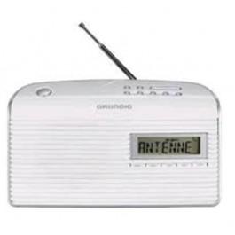 Radio Portatil GRUNDIG MUSIC61 Blanco GRN1400