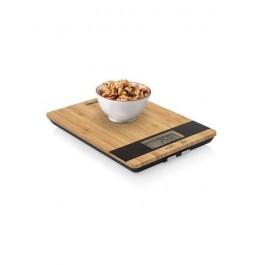 Balanza Cocina Princess 492944 Bambú Digital 5Kg