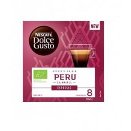NESCAFE DOLCE GUSTO PERU ESPRESSO 12356379 12 CAPSULAS