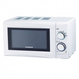 Microondas Corbero CMICG220W 20l. blanco 6 niveles potencia