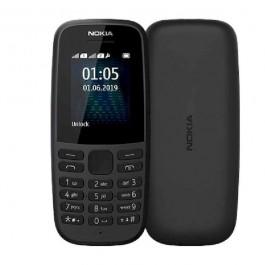 Teléfono Móvil Nokia 105 4th Edición Negro