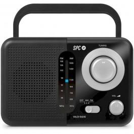 Radio Portátil SPC Valdi Negra