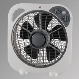 Ventilador Fm BF35 Box Fan , 30C . 3 Velocid . 50W. Temporizad . 60 Min .