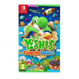 JUEGO NINTENDO SWITCH YOSHIS CRAFTED WORL