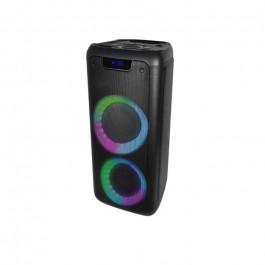 ALTAVOZ PORTATIL DENVER BPS350 25W. BLUETOOTH, RANURA PARA USB Y MICROSD, MANDO DISTANCIA