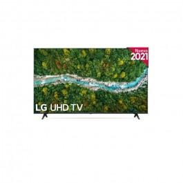 "TV 55"" LG 55UP77006LB 4K UHD"