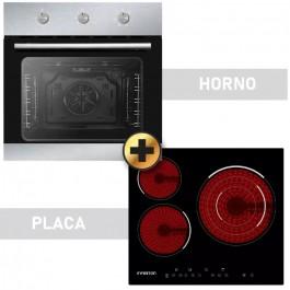 Horno y Vitroceramica Infiniton HV 6FBV3F 092032