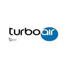 Campana conv. Extraplana Turboair Elica TT14 LX/W0