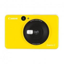 Camara Instantánea Digital Canon Zoemini C 5MP Amarilla