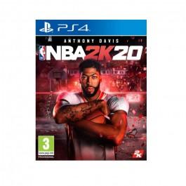 NBA 2K20 TAKE2 PS4