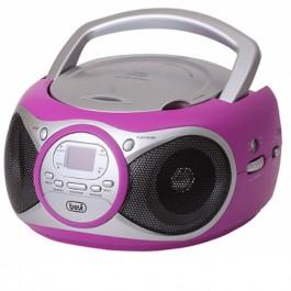 Radio CD Trevi 512 Portable