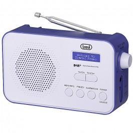 Radio Portatil Trevi DAB 7F92 R