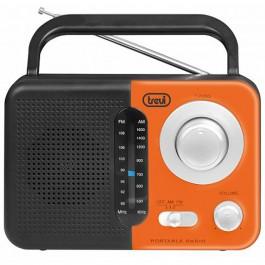 Radio Portatil Trevi RA 768 S Naranja