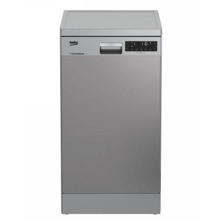 Lavavajillas Beko DFS28021X clase A++ Inox 45cm