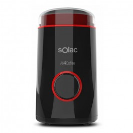 Molinillo Solac MC6253 ALL4COFFEE 150W Capacidad 50 Gramos