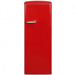 Frigorífico Exquisit RKS325-V-H-160F  Rojo