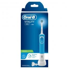 Cepillo de dientes eléctrico Oral B Vitality 100 Cross Action