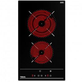 Placa Vitroceramica Teka TZC 32320 TTC BK 30cm 2 Zonas