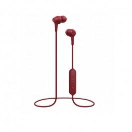 Auriculares Pioneer SEC4BTR Con Micrófono Rojo