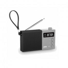 Radio Portátil SPC Jetty Max Negra con función despertador