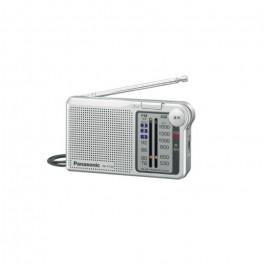 Radio Panasonic RFP150 Silvrig