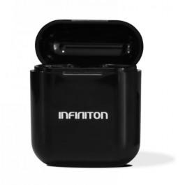 Auriculares Inalámbricos Infiniton EPWIR52 Negro