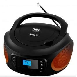 Radio Lauson LLB598 CD MP3 Negro