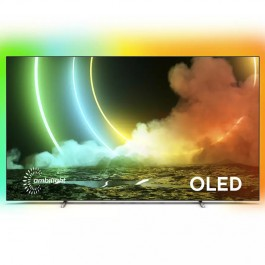 """Televisor Philips 65OLED706/12 65"""" 4K Android TV HD"""
