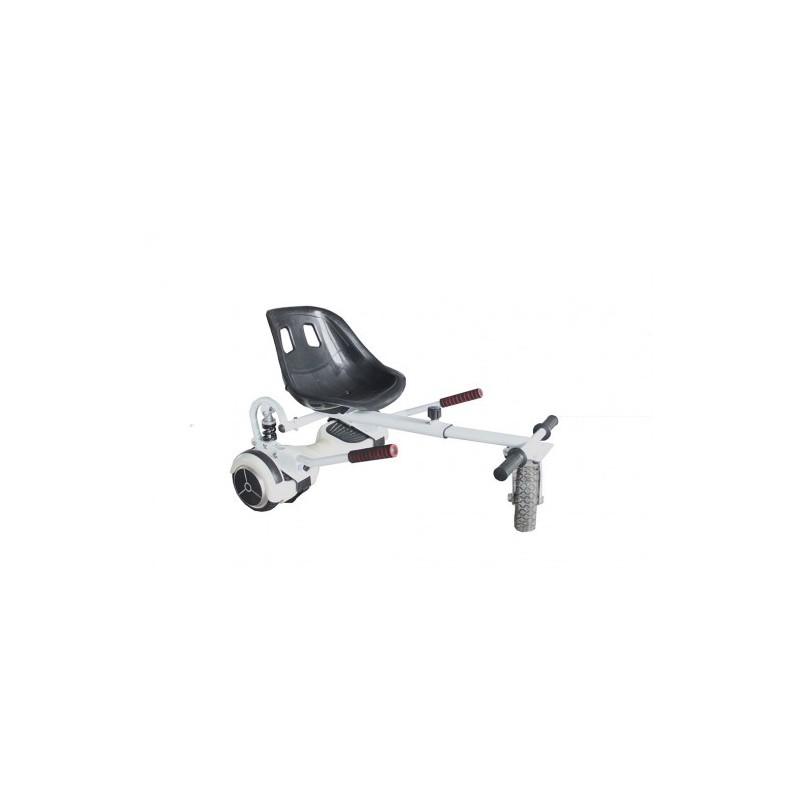 InRoller Kart Infiniton Hoverkart 4x4 Blanco
