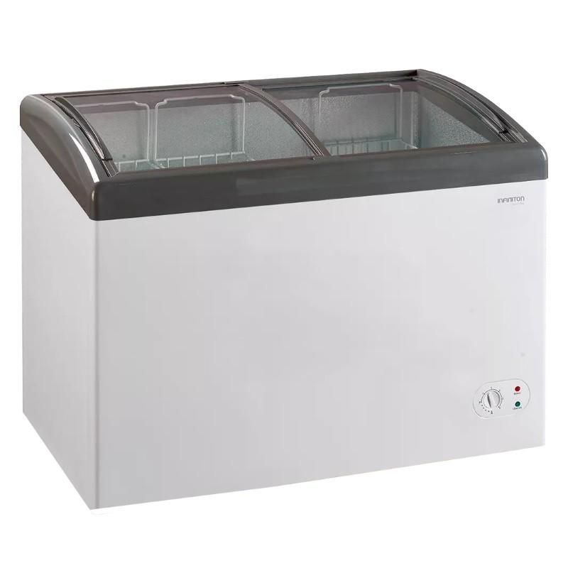 Congelador Arcón Infiniton FCH265 91cm Cíclico Clase C 265L