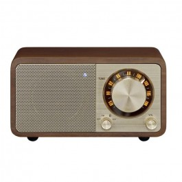 Radio Analógico Sobremesa Sangean WR7 Cerezo FM