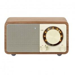 Radio Analógica Sangean WR7 Nuez FM