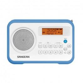 Radio Digital Portátil Sangean PRD18BA FM/AM