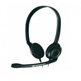Auriculares con Micrófono Sennheiser PC3 Chat Negro
