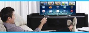 tv y conectividad wifi