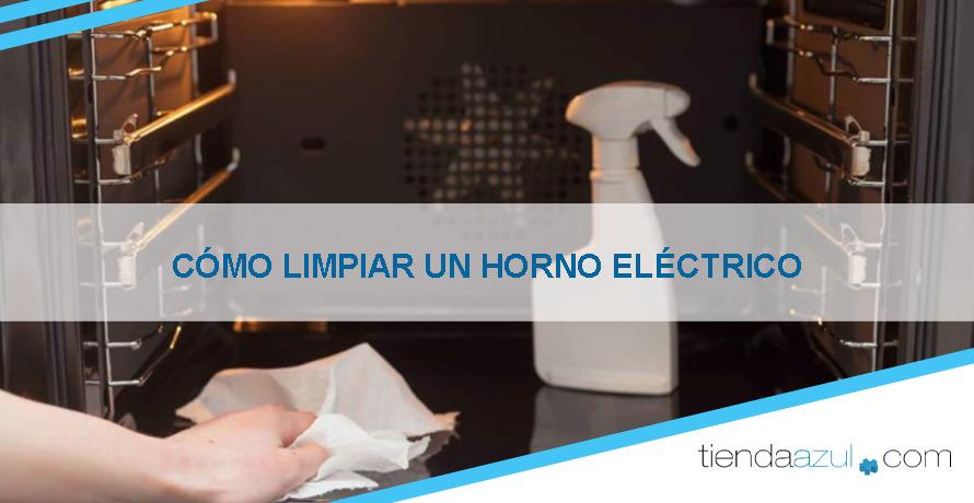 Cómo-limpiar-el-horno-eléctrico