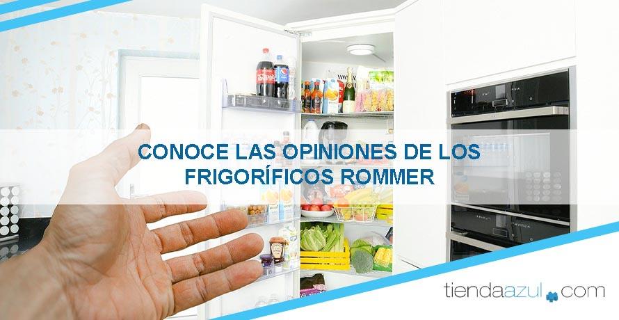 frigorificos-rommer-opiniones