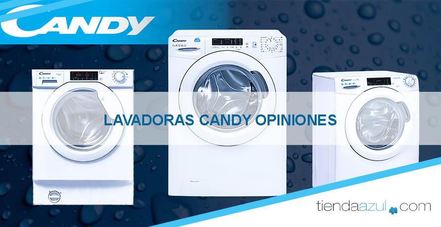 Lavadoras Candy opiniones