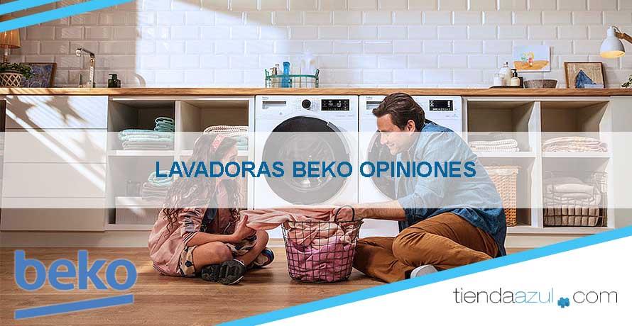 lavadoras Beko opiniones