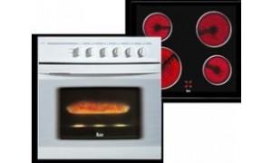 Conjuntos horno vitro y ofertas de electrodomesticos